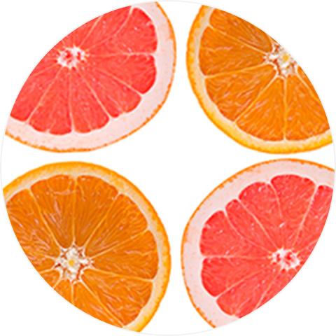 グレープフルーツオレンジ