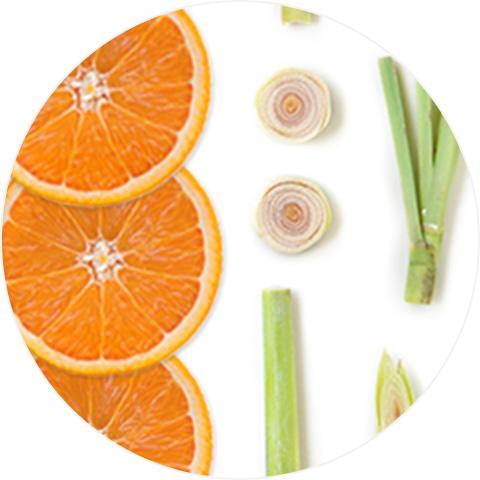 レモングラスオレンジ