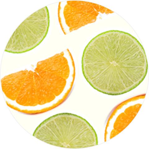 ライムオレンジ